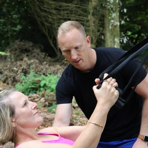 personal trainer in Lyme regis, seaton, axminster and charmouth personal training