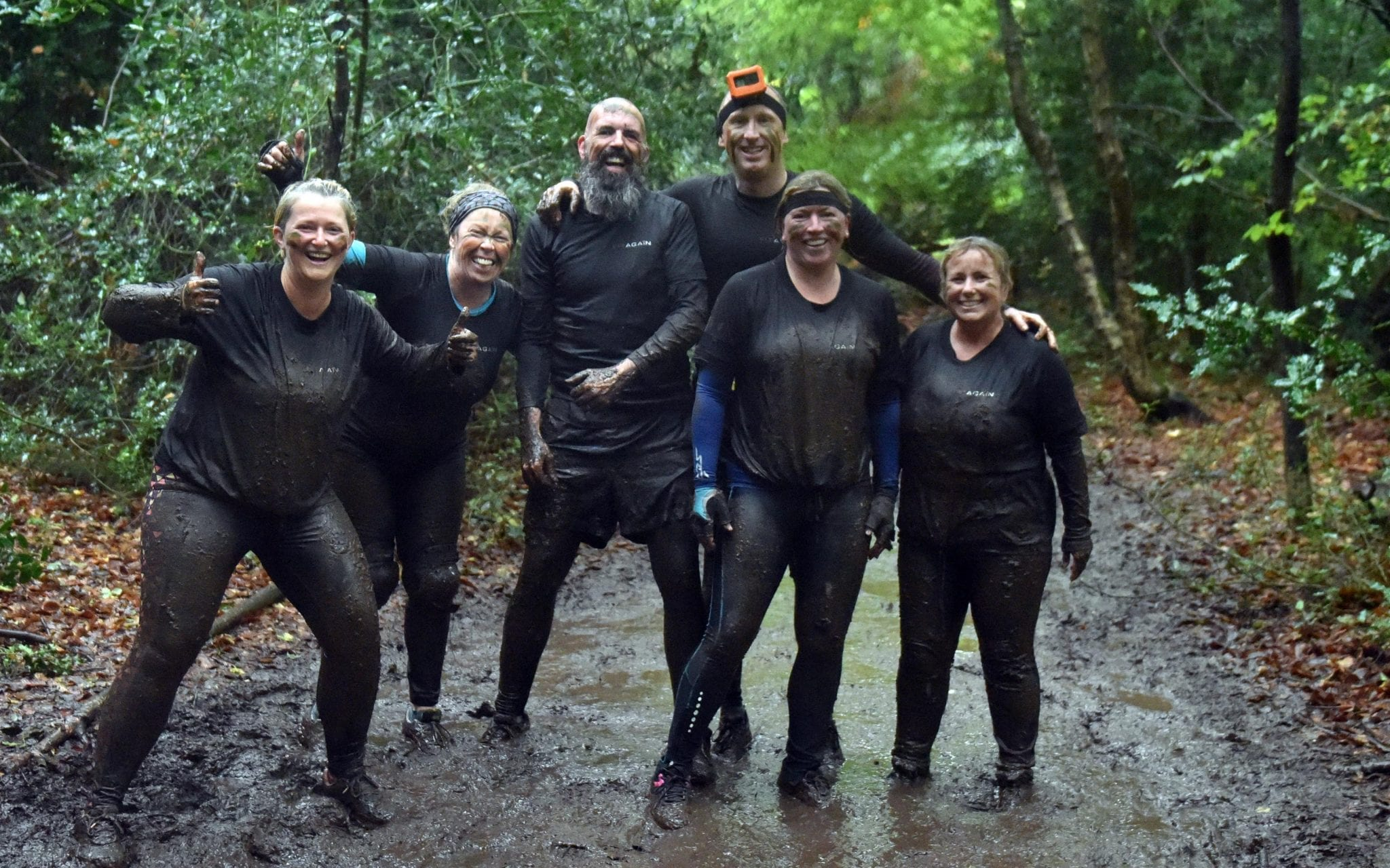 fitness course royal marine assault course 5 km and 10 km team building day ou