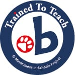 trained to teach mindfulness logo