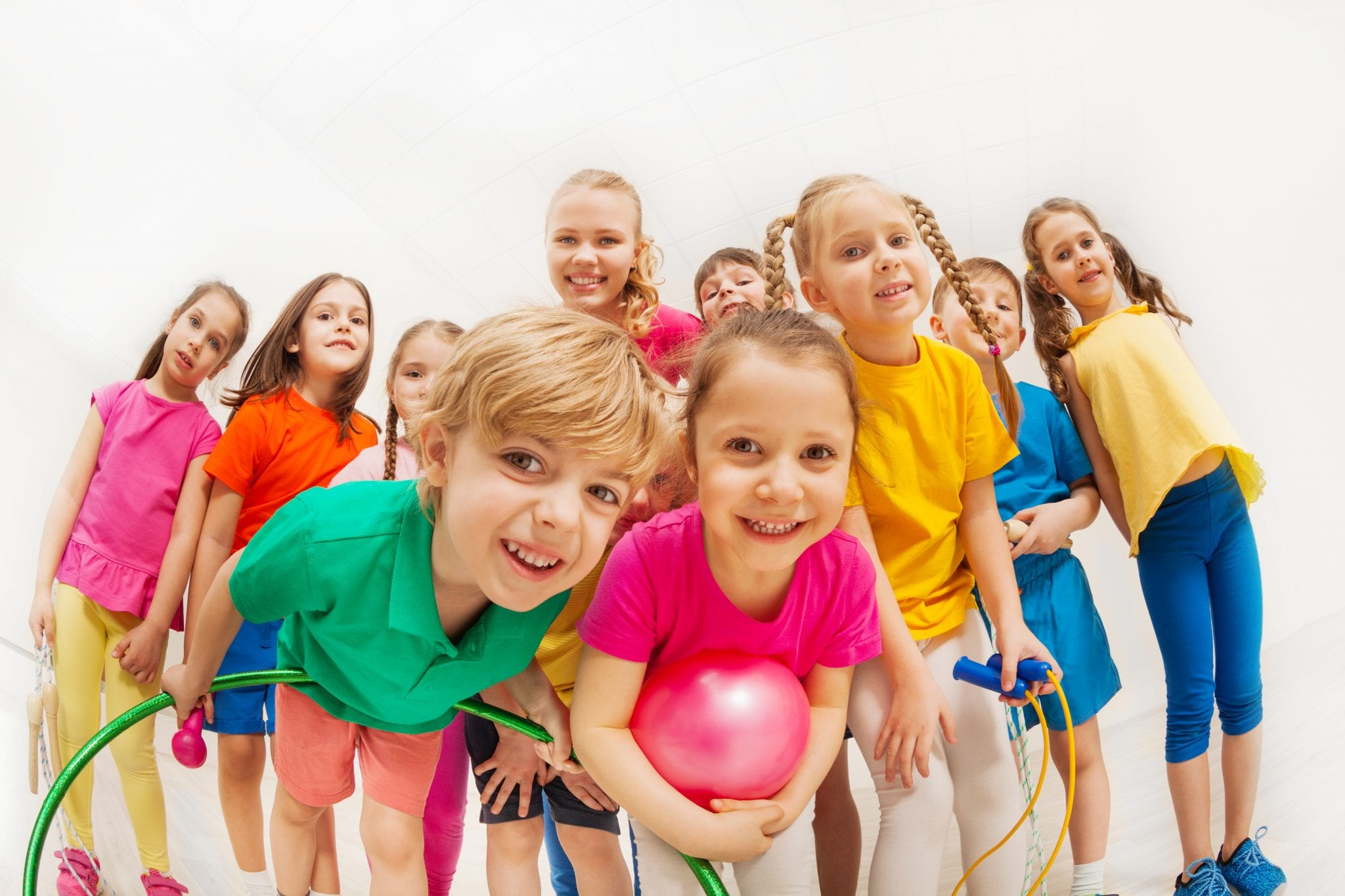 Let's turn the tide on children's fitness